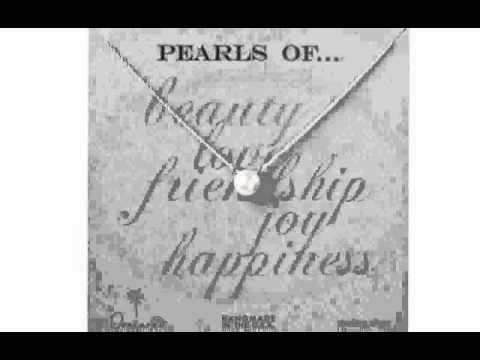 Dogeared Pearls of Beauty Necklace