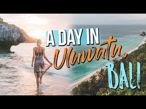 HOW TO SPEND A DAY IN ULUWATU