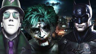 THE BATMAN 2021 THE JOKER SCENE REVEALED! LEAKED RIDDLER Scene Update & The Batman Big Announcement