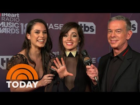 'Off-Air's' Donnadorable Attends The iHeartRadio Music Awards | TODAY