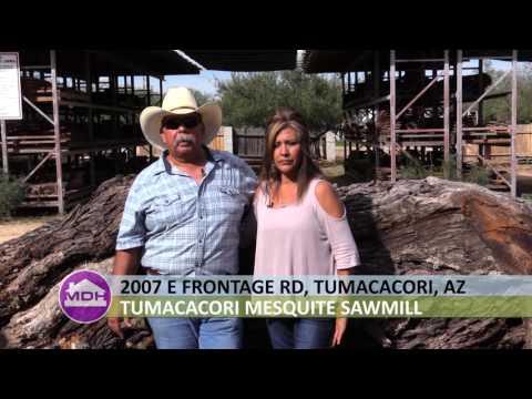 Tumacacori Mesquite Sawmill Meets With MDH