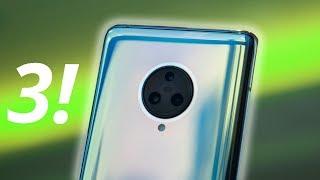 The Vivo NEX 3 5G is CRAZY weird (Hands on)