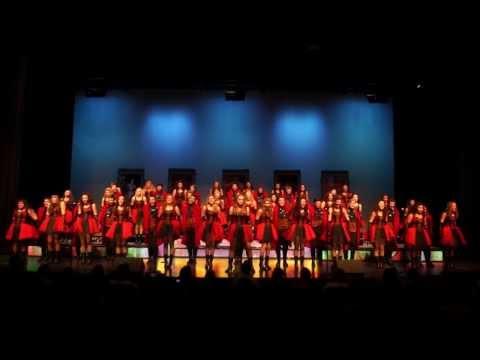 UCB / BOHS Masquerade AAA Advanced Show Choir at Cypress Competition 2014