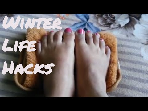 5 Life Hacks For Winter You NEED To Try!