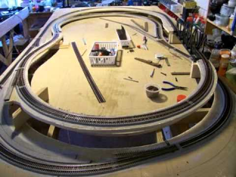 HO Scale 4x8 Layout