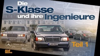 The Mercedes S-Class and Its Engineers, Pt. 1 of 2 (German)