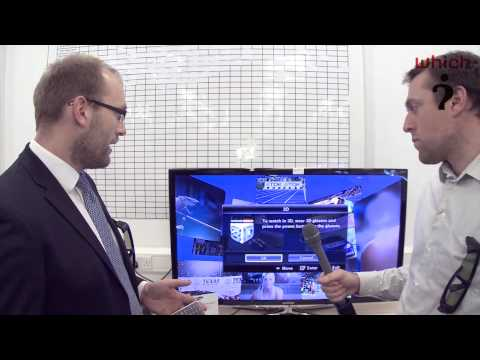 Which?: Samsung 3D and Freeview HD TVs exclusive first look
