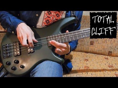 Download Metallica Orion bass cover + solo Cliff Burton
