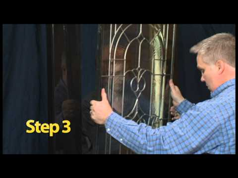 TriSys Frame System - Door Glass Replacement - Western Reflections