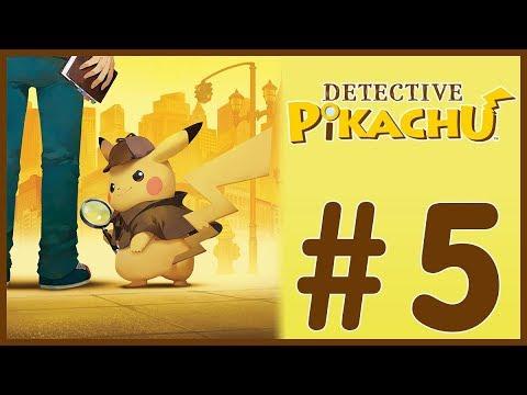 Detective Pikachu - Put Me Down! (5)