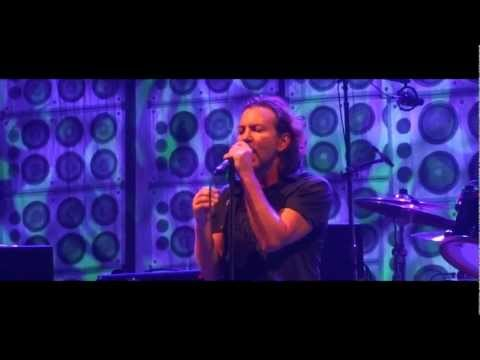 Pearl Jam - Garden / Better Things / All Those Yesterdays - Stockholm 2012 EDITED & COMPLETE
