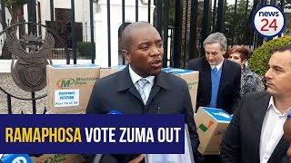 Zuma has sold our country to the Guptas- Mmusi Maimane