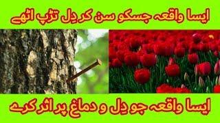 Sabaq Amooz Qissa || Naseehat Amooz Waqya || Islamic Lecture ||