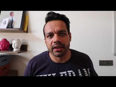 Why I deleted my Video | Bahut ho gaya..