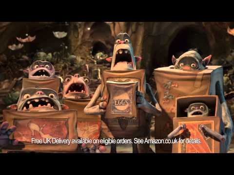The Boxtrolls – On 3D Blu-ray & DVD (Universal Pictures) HD