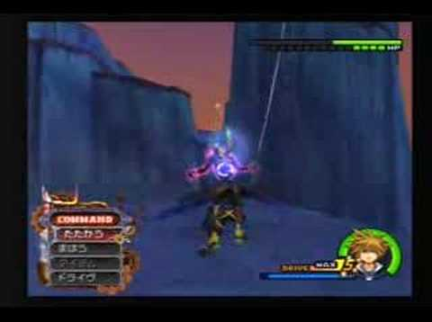 KH2FM - Sephiroth No Damage/Drive/Limit/Item/etc (LV1 CM)