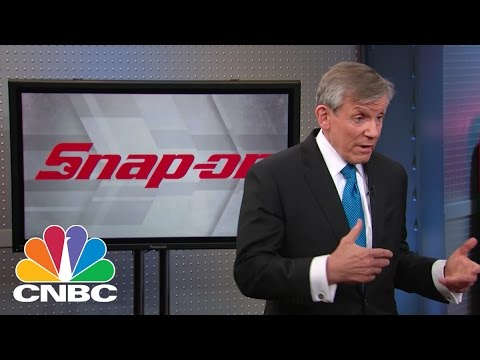 Snap-On CEO: Hammering In Earnings | Mad Money | CNBC