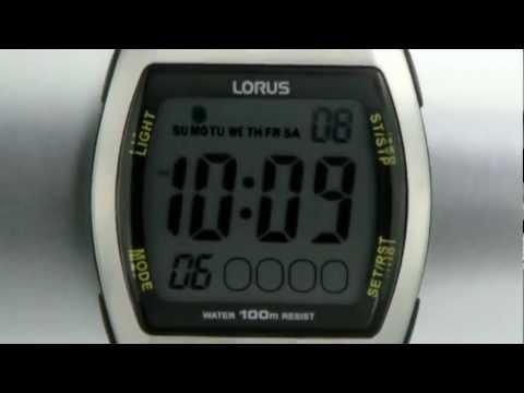 Lorus R2335EX9 Mens Watch