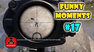 PUBG Mobile Funny Moments EP 17 - Black Mask