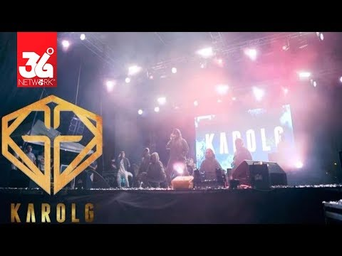 Karol G - En Vivo (Festival Urbano Medellín 2016)