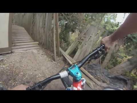 Backyard Pump Track Turkey Leg