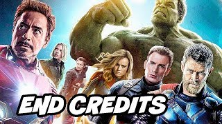 Download Avengers Endgame Ending and End Credits Scene Explained Video