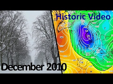 Historic Weather - December 2010