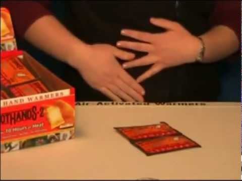 HotHands® Quality Heat Max Hot Hands 2 - Hand Warmers