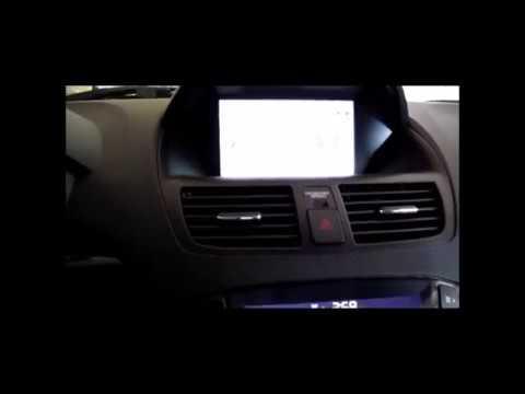 Enter Acura MDX Radio Code Procedure
