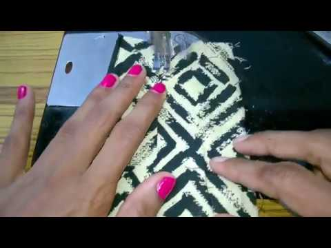 Potli buttons neck design cutting and stitching easy method DIY