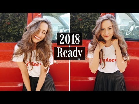 GET READY WITH ME FOR NEW YEARS!