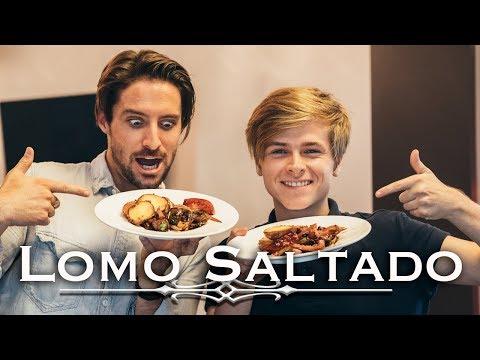 How to Make Lomo Saltado With Luke Korns   Peruvian Food
