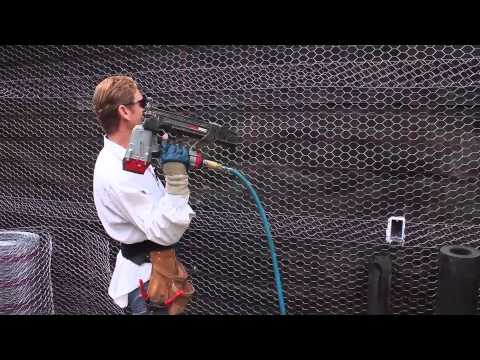 Stucco nettings or chicken wire  for stucco