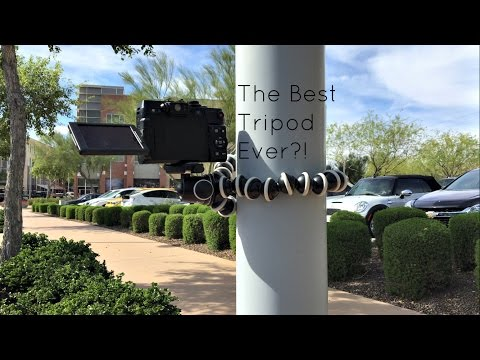 The Best Tripod Ever?!