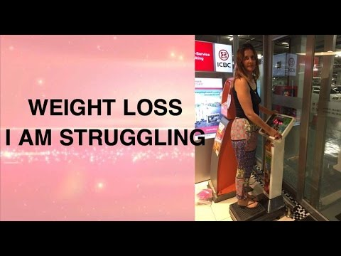 WEIGHT lOSS || I AM STRUGGLING
