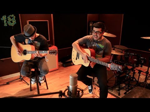 BEST ACOUSTIC SONG EVER (STUDIO SESSION)! NOW ON ITUNES, AMAZON, SPOTIFY AND GOOGLE PLAY!