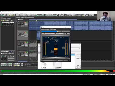 How to mix vocals in Adobe audition 1.5 using Waves bundle