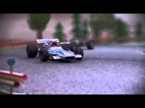 L'evoluzione della Formula 1 in miniatura