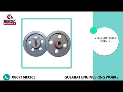 Industrial Pulleys by Gujarat Engineering Works, Surat