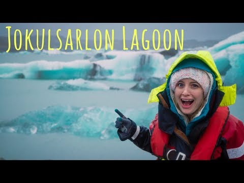 JOKULSARLON GLACIER LAGOON   Southeast Iceland