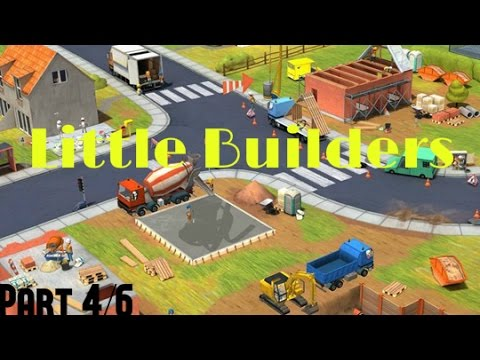 Little Builders - Cleaning Road 4/6
