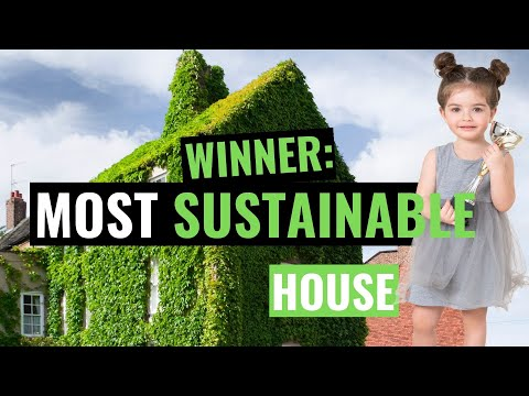 Girls sustainable house (Junior landCare entry)