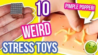 Download 10 WEIRD STRESS RELIEVERS FROM AMAZON Video
