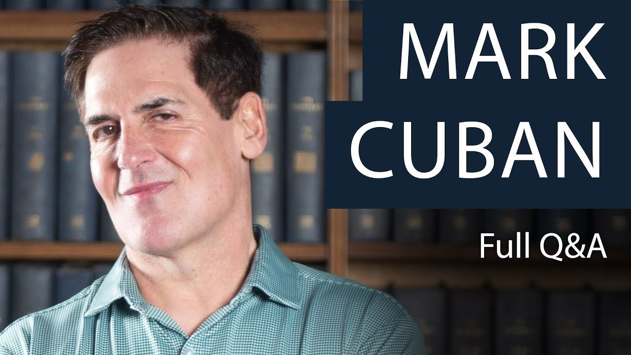 Mark Cuban | Full Q&A | Oxford Union