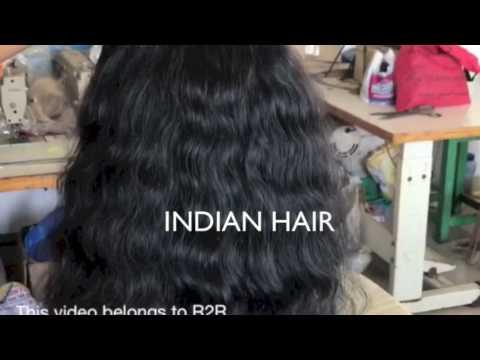 R2R- INDIAN HAIR FACTORY- WHOLESALE RAW INDIAN HAIR- TEMPLE HAIR VENDORS