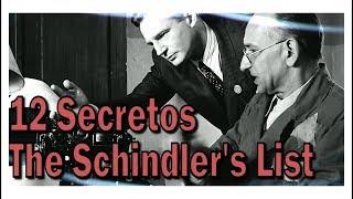 Los secretos de la película La Lista de Schindler. ( curiosidades )