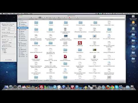 How To Enable Show Item Info In Finder On A Mac