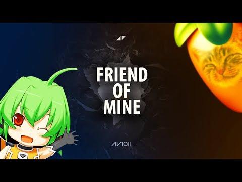 HOW TO MAKE AVICII - FRIEND OF MINE