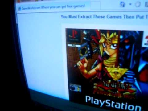 How to put ps1 games to your psp
