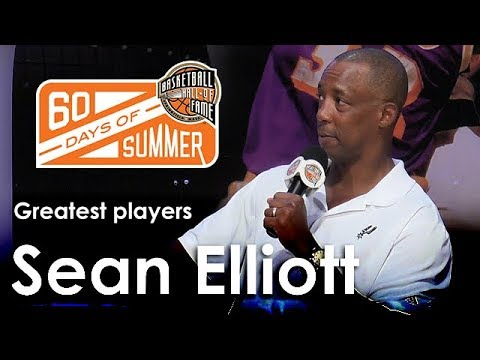 Sean Elliot talks about the greatest players he played against during his career